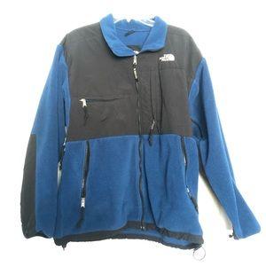 The NORTH FACE Jacket Large Denali Fleece Polartec
